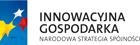 Innowacyjna Gospodarka. Narodowa Strategia Spójności